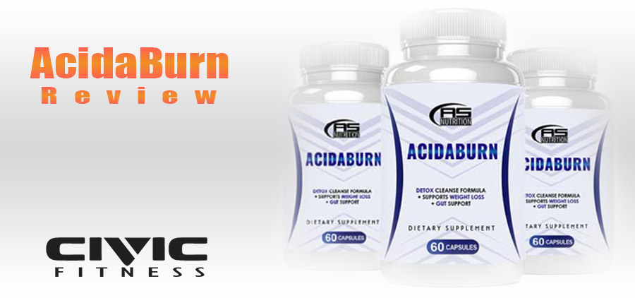AcidaBurn: Everything You Must Know About This Supplement