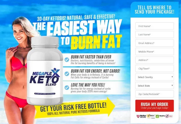 Megaplex Keto Blend: Everything You Know About This Supplement