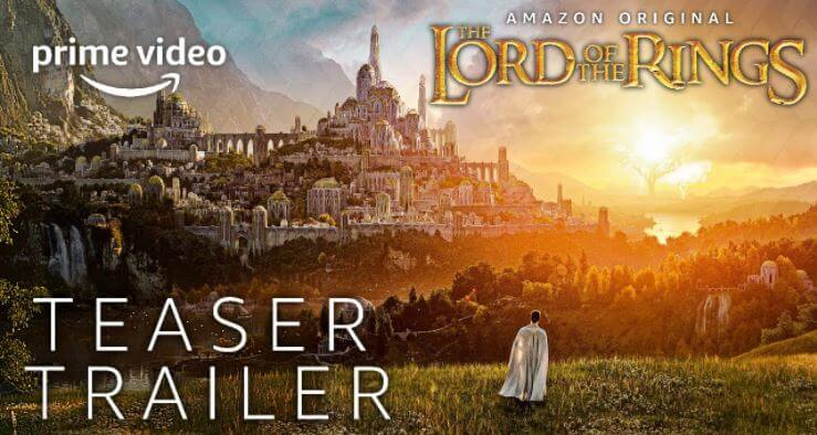 Amazon Lord of the Rings show