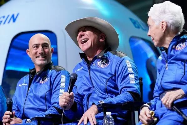 Jeff Bezos in Space: How to Watch This Event?