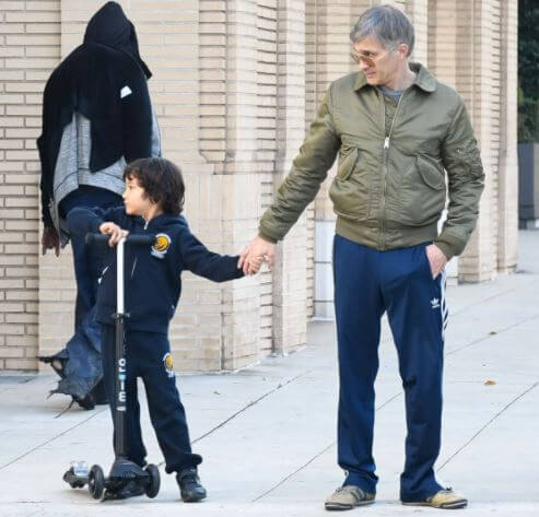 Olivier Martinez Son: Everything to Know About Him